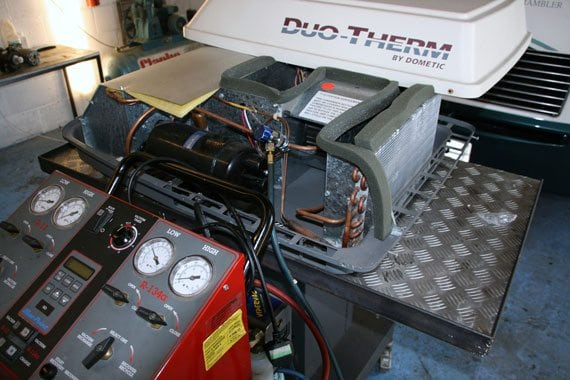 Duo-Therm by Dometic Air conditioning servicing