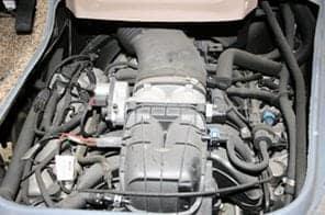American Motorhome engine