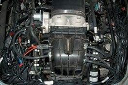 Ford Triton engine