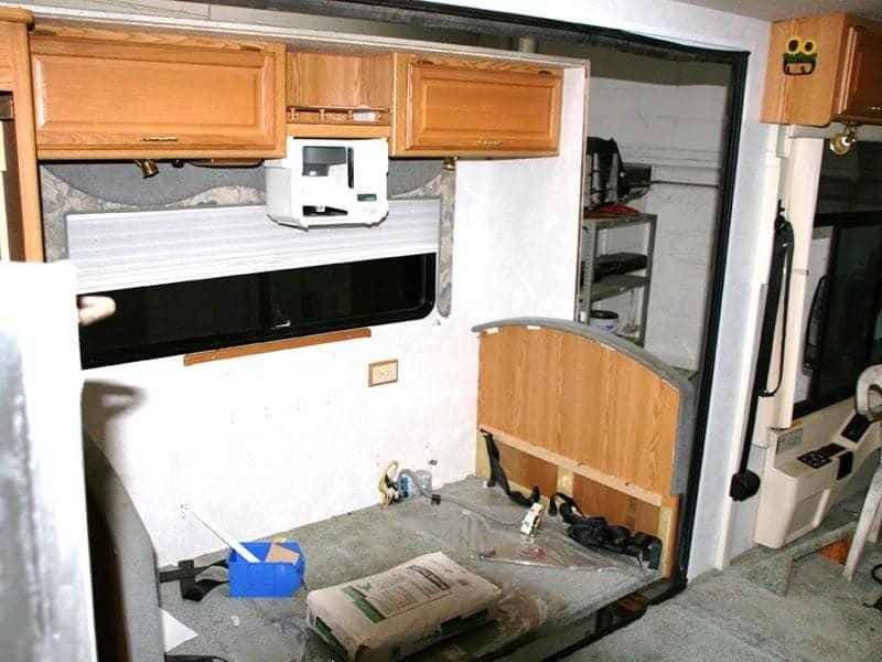 Replacement Rv Flooring Las Motorhomes