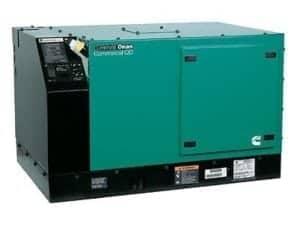 Cummins Commercial QD8000 50HZ Diesel Generator