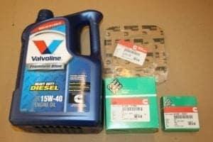 500 hour KV Service Kit (QG2300)