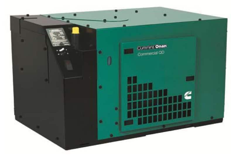 Cummins Commercial QD5000 50HZ Diesel Generator Set