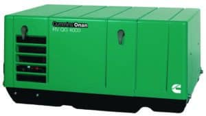 QG4000 Cumins generator