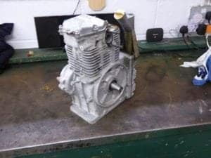 Cummins Onan Generator crank shaft
