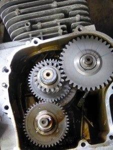 Cummins Onan Generator gears