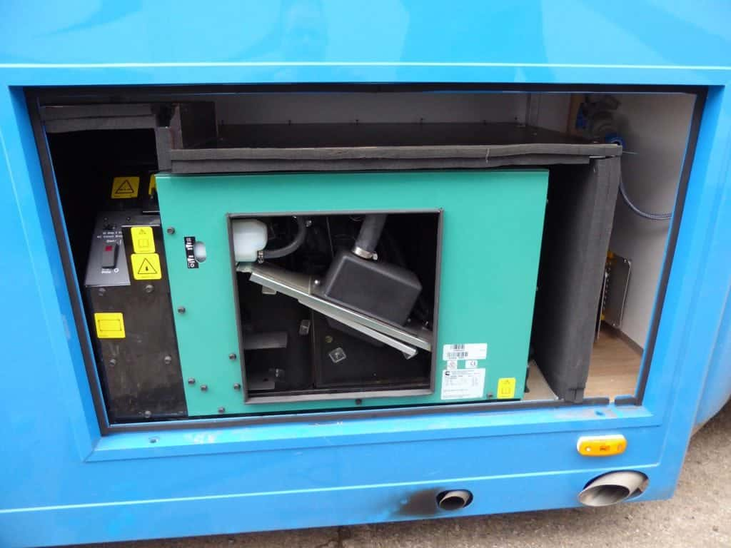 Generator with access issues
