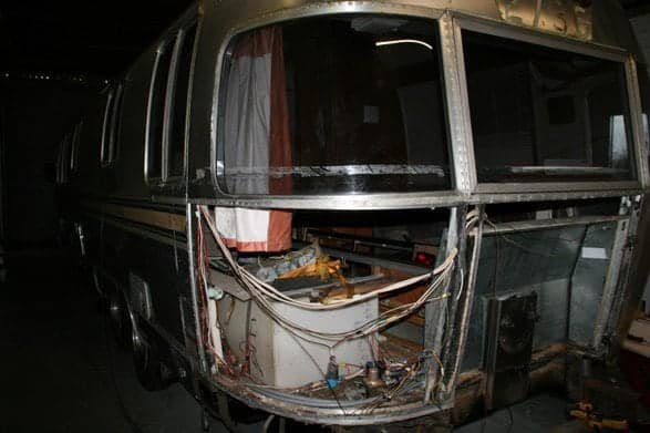 Re-Paint Airstream gallery item