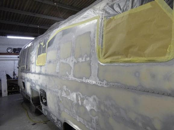 Airstream Preperation gallery item