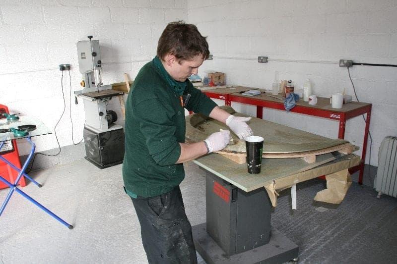 New Moulding Workshop