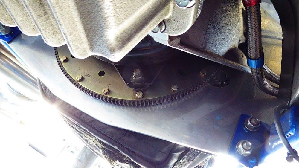 santa pod rigid rear engine mounting