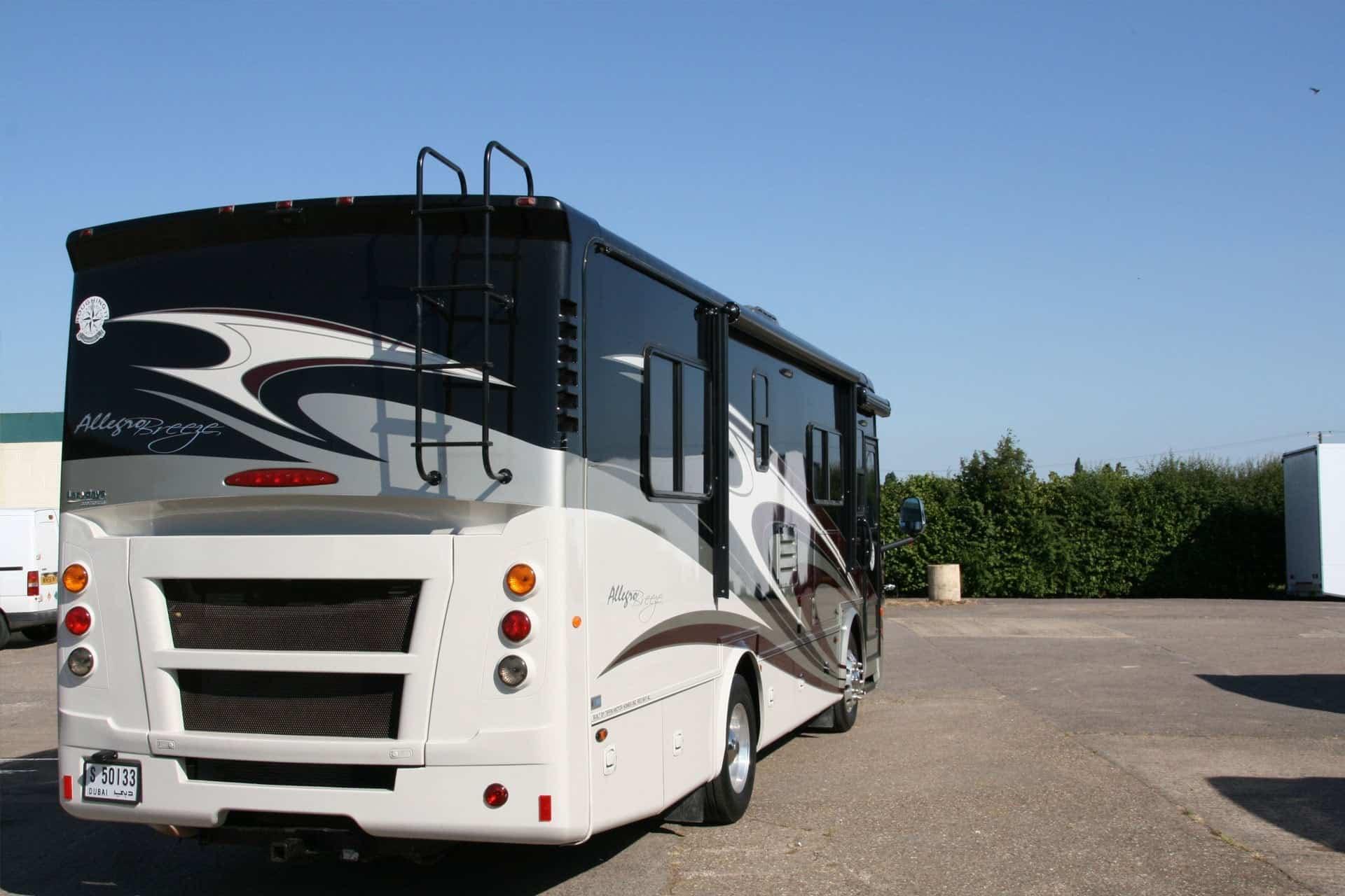 American RV Motorhome IVA Pass - LAS Motorhomes
