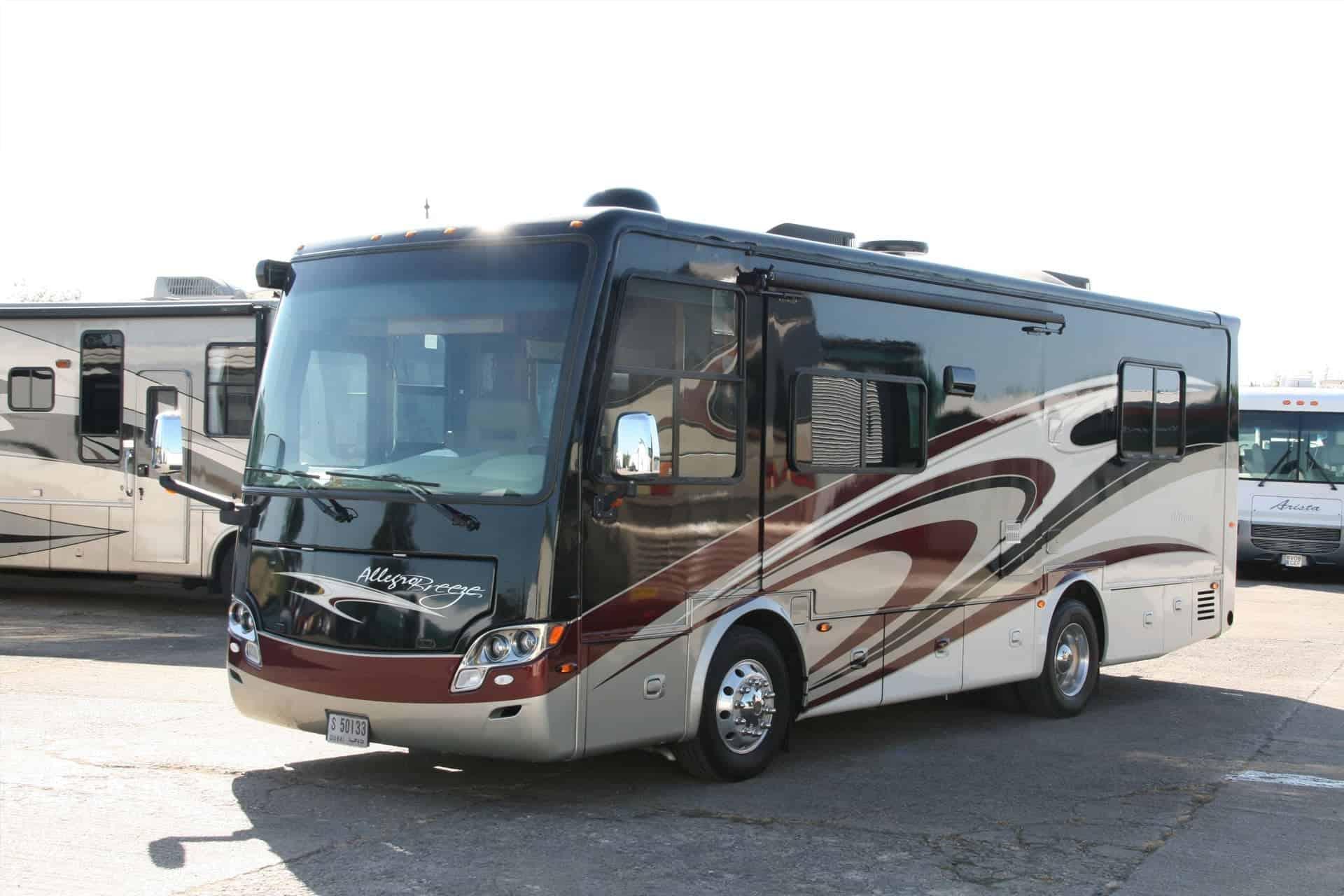 American RV Motorhome IVA Pass