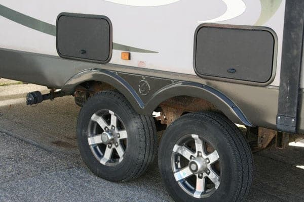 5th Wheel Accident Repair – finished gallery item